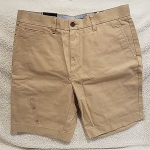 Tommy Hilfiger Khaki Shorts 33 waist NWT